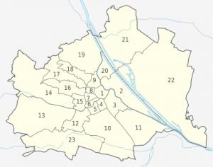 Wiener Bezirke