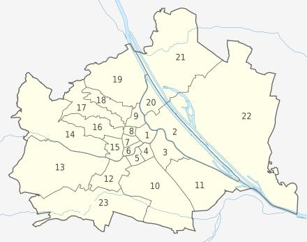 Die Wiener Bezirke