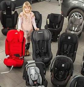 Flughafentaxi Wien Kindersitzt