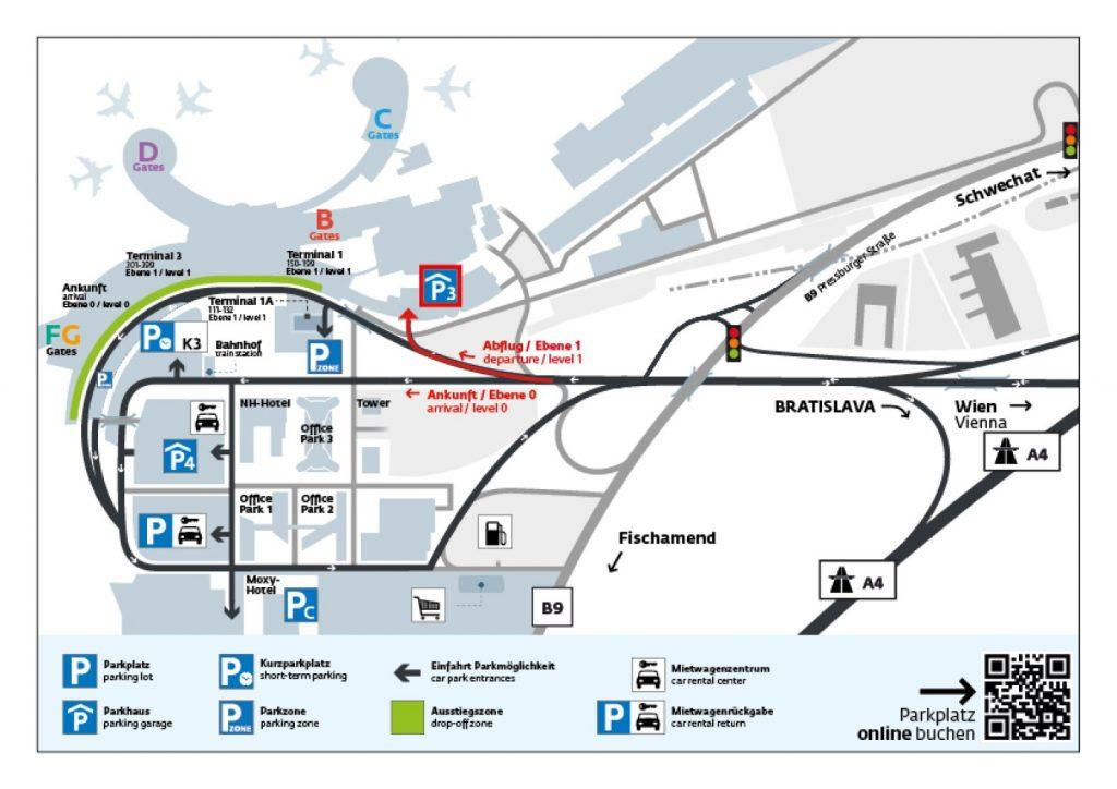 Terminal Wien-Schwechat Airport